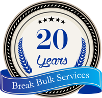 break bulk services celebrating 20 years